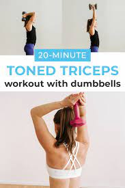 the 8 best tricep exercises for women