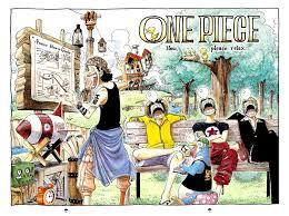 Digik Gallery Artbook One Piece Color