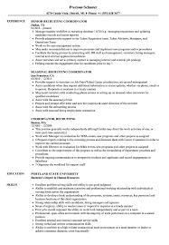 Recruiting Resume Examples recruiters resume Baskanidaico 2