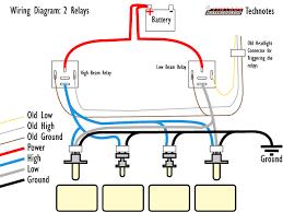 vwc techtip headlight relays headlight wiring diagram 2011 prius Headlight Wiring Diagram #30