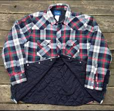 Flannel Shirt Jacket Quilted Lining | Fit Jacket & Quilt Lined Shirt - Quilting Adamdwight.com