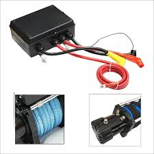 x bull 12v 14500lbs electric winch synthetic rope wireless 4wd truck x bull 12v 14500lbs electric winch synthetic rope wireless 4wd truck off road
