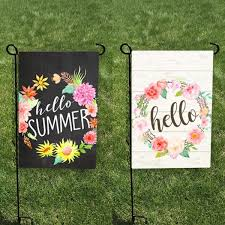 garden flags. Bring Cheer To Your Yard With A Fun Outdoor Garden Flag! These Are Only $8.95 (reg $14.95) And Come In 15 Styles. They\u0027d Make Great Mother\u0027s Day Gift, Flags