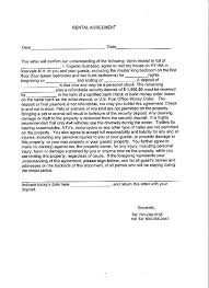 Sample Home Rental Agreement Property Lease Agreement Template Free Pretty Photos Sample Home ...