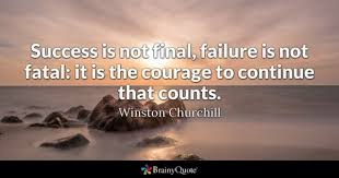 Courageous Quotes