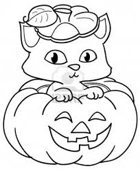 Small Picture Scary Pumpkin Coloring Pages Latest Pumpkin Coloring Page Square