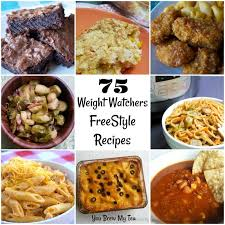 75 weight watchers freestyle recipes are ideal for helping make your menu on the freestyle or