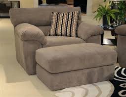 sofa chair with ottoman oversized chair in granite fabric by furniture dora toddler sofa chair and
