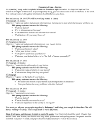 Define Expository Essay Faction Expository Essay Worksheet