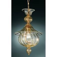 murano artistic glass chandelier 1031 38 oro