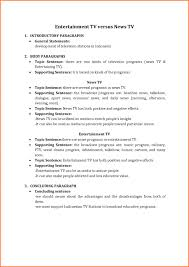 100 Narrative Essay Format Outline How To Write An Worksheet ...