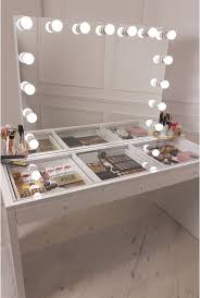 makeup lighting for vanity table. 17 diy vanity mirror ideas to make your room more beautiful deskvanity tablesmakeup makeup lighting for table