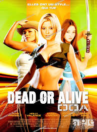 Dead or Alive DOA : Dead or Alive Année : 2006 - USA Affiche / Poster Jaime  Pressly, Holly Valance, Stock Photo, Picture And Rights Managed Image. Pic.  POH-A7A08C89_124