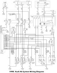 audi a speaker wiring diagram audi wiring diagrams