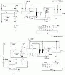 Chevrolet truck ton pu 2wd 7l tbi ohv 8cyl engine control wiring diagram federal emissions