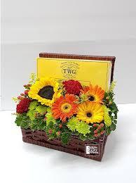 twg gift basket