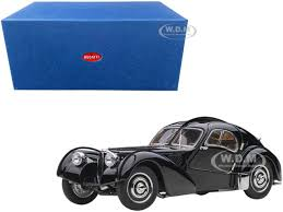 The classic enthusiast collector like ralph lauren with his type 57sc atlantic and gangloff drophead. Autoart 1 18 70941 Bugatti 57sc Atlantic 1938 Black Disc Wheels As Is I1 For Sale Online Ebay