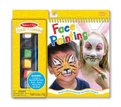 com melissa doug craft and create face painting kit melissa doug toys