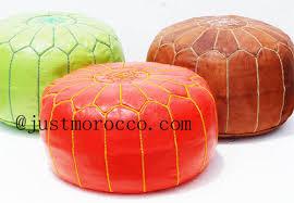 Moroccan Poufs Cheap