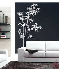 Bamboo Wall Decal Bedroom Living Room Large Tree Stickers Bamboo Wall Decal  Bedroom Living Room Large Tree Stickers Decals Wall Art Removable Vinyl  Sticker ...