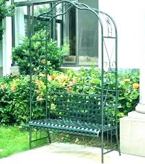 black metal garden trellis wrought iron garden trellis black metal antique arbor tr 175m black