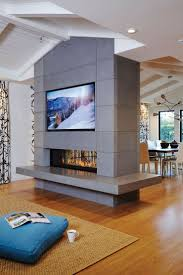 Opening up fireplace design possibilities with Ortal's Cool Wall Technology