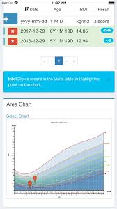 Cdc Height Weight Chart Growth Chart Cdc Who App For Iphone Free Download