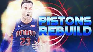 Detroit Pistons Elimination Rebuild ...