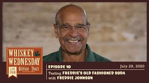 Whiskey Wednesday - LIVE from Buffalo Trace Distillery [Freddie's Old  Fashioned Soda Tasting] - YouTube