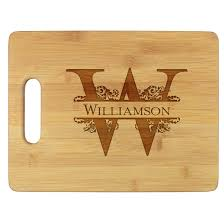 forever cutting board engraved