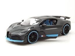 Maisto 31526 bugatti divo 1/24 diecast model car satin charcoal grey. Maisto 2018 Bugatti Divo Diecast Model Metal Toy 1 24 Scale