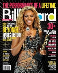 Beyonce On The Cover Of Billboard Magazine Beyonce