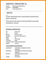 Example Ng Resume Filename Purdue Sopms