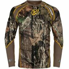Details About Scent Blocker 1 5 Performance Long Sleeve Shirt Mossy Oak Country Large