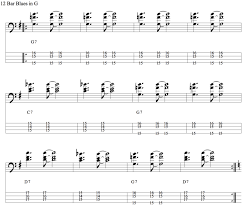 Drum n bass drum loops can often be felt in two bar phrases. Music Theory For Bass Guitar Bass Chords 4 Seventh Chords Talkingbass