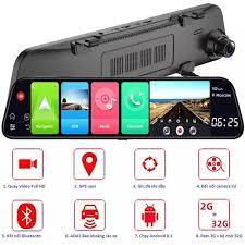 Camera hành trình Android 4G màn 12 Inch