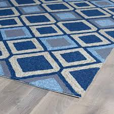 brown blue area rug large size of rugs home depot