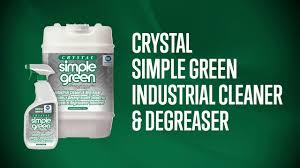 Simple Green Industrial Crystal Industrial Cleaner Degreaser