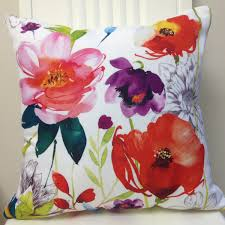 Etsy Throw Pillows Pillows Pillow Covers Watercolor Floral Pillow Cover Decorative