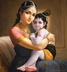 indian paintings indian paintings indian paintings krishna yasoda