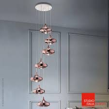 Studio italia lighting Italia Bugia Nostalgia 7light Pendant By Studio Italia Design Amos Lighting Studio Italia Design Nostalgia 7light Pendant Loftmodern