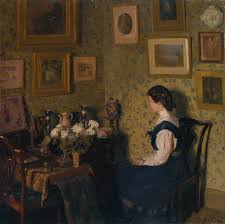 Juliet Kinchin From Drawing Room To Scullery Reading The - Edwardian house interior