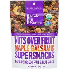 Made In Nature Snack Mix <b>Nuts Over Fruit</b> Supersnacks
