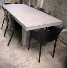 large size of outdoor concrete table and benches modern concrete outdoor furniture diy concrete table with