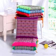 co cloth elastic chair cushions for kitchen chair solid color seat cushion square floor cushion machine washable no1 24 outdoor cushions outdoor cushion