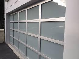 modern garage doors. White Modern Garage Doors For Decor Glass Door Full View Aluminum Laminated