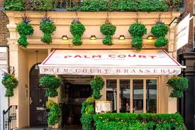 palm court brerie european restaurant near ss theatre catherine street