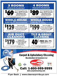 Carpet Cleaning Flyer Templates Beautiful Carpet Cleaning Flyers