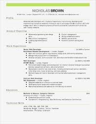 Resume Sample For Computer Teacher In India New Teaching Resume
