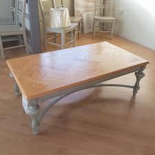 coachhouse coffee table antique green showroom clearance